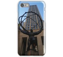 Atlas in the Sun, 30 Rock iPhone Case/Skin