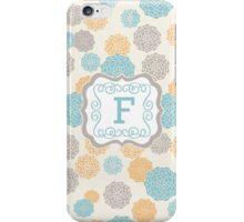 F Well iPhone Case/Skin