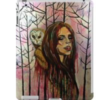 Whispers of the Owl iPad Case/Skin