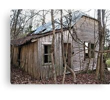 """""""Jackie's House""""... prints and products Canvas Print"""