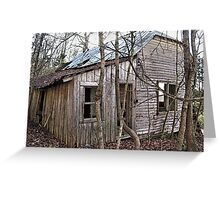"""""""Jackie's House""""... prints and products Greeting Card"""