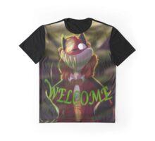 Nightmare Circus: Ringmaster Graphic T-Shirt