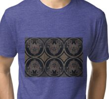 BLUE PUPILS 10 Tri-blend T-Shirt