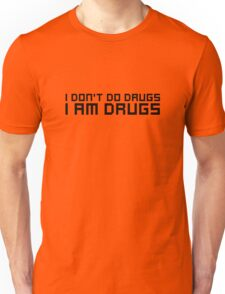 Drugs Party EDM Electronic Music Weed Cool Funny Ironic Comedy Unisex T-Shirt