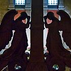 Praying Seraphim by phil decocco