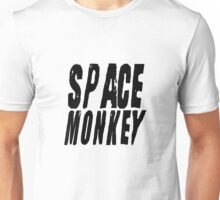 Fight Club Quote Movie Famous Anarchy Space Monkey Unisex T-Shirt