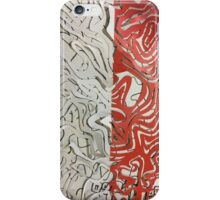 Brain Papar iPhone Case/Skin