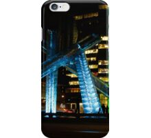 Vancouver - 2010 Olympic Cauldron Lit at Night iPhone Case/Skin