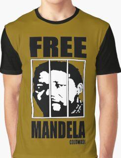 FREE MANDELA Graphic T-Shirt