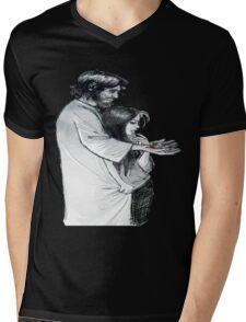Happy Easter Sunday Mens V-Neck T-Shirt
