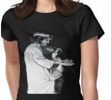 Happy Easter Sunday Womens Fitted T-Shirt