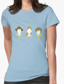 Wes Anderson - Moonrise Kingdom - Edward Norton - Boy scout Womens Fitted T-Shirt