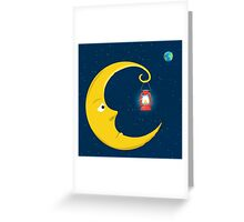 Light the Universe Greeting Card