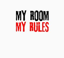 My Room My Rules Kids Punk Rock Mum Dad Family Grunge T-Shirt