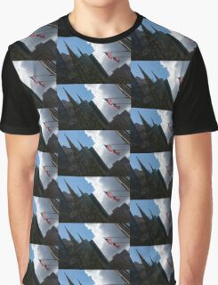 New York City Stars and Stripes Graphic T-Shirt