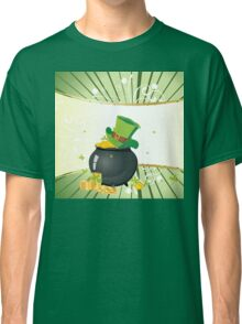 St Patricks Day Design 9 Classic T-Shirt