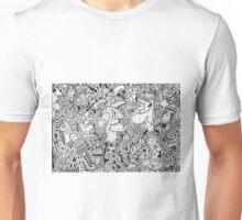 Finger-head Unisex T-Shirt