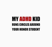ADHD Runs Circles Unisex T-Shirt