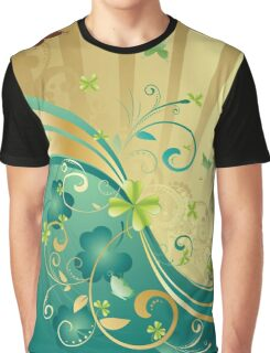 St Patricks Day Design 10 Graphic T-Shirt