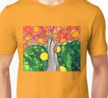 The Fae Tree      Earth Day Unisex T-Shirt