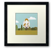 Wes Anderson - Moonrise Kingdom - Kara Hayward - Suzy Framed Print