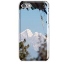 Himalayan View iPhone Case/Skin