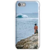 Wind and Waves iPhone Case/Skin