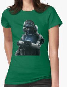 Rainbow Six Vegas *I.Q* Womens Fitted T-Shirt