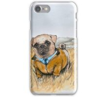 Hinterland (Y Gwyll) Dog Detective iPhone Case/Skin