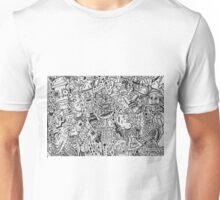 Pork Pie Hat Unisex T-Shirt