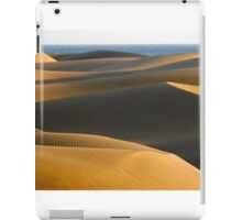 Dune Shadows iPad Case/Skin