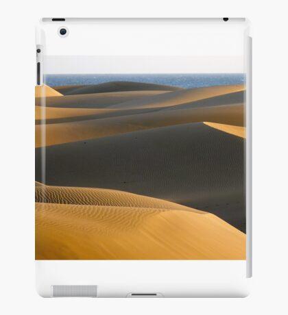 Dune Shadows iPad Case/Skin
