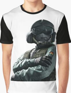 Rainbow Six Siege *Jager* Graphic T-Shirt