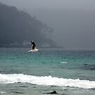 Beach Scenery by Asoka