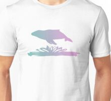 Flying Whale Unisex T-Shirt