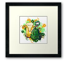 Irish Ale  Framed Print