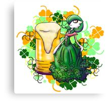 Irish Ale  Canvas Print