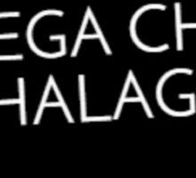 NEGA CHE CHALAGA - BLACK Sticker