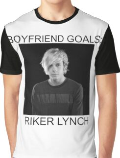 R5| Boyfriend Goals| Riker Lynch Graphic T-Shirt