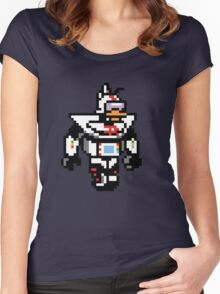 GIZMODUCK Women's Fitted Scoop T-Shirt