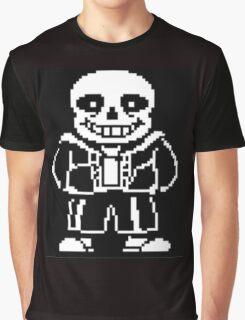 Sans Graphic T-Shirt