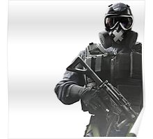 Rainbow Six Siege *Mute* Poster