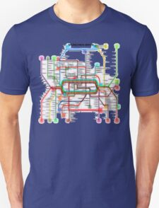 München U-Bahn S-Bahn T-Shirt