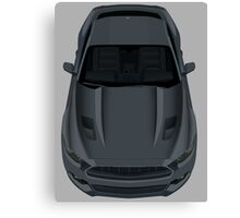2016 Ford Mustang Canvas Print