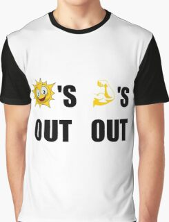Suns Out Guns Out Graphic T-Shirt