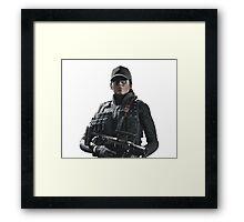 Rainbow Six Siege *Ash* Framed Print