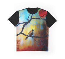 Only The Moon... Graphic T-Shirt