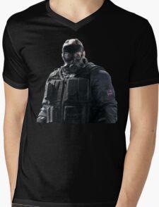 Rainbow Six Siege *Sledge* Mens V-Neck T-Shirt