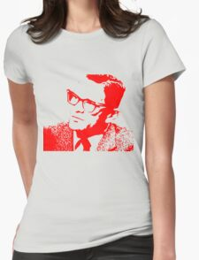 Pier Paolo Pasolini Womens Fitted T-Shirt