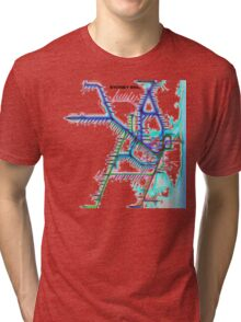 Sydney City Rail Map Tri-blend T-Shirt